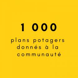 1000 plants